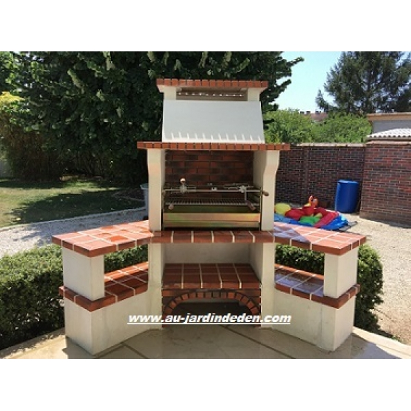 cat gorie barbecue en pierre reconstituee au jardin d 39 eden. Black Bedroom Furniture Sets. Home Design Ideas