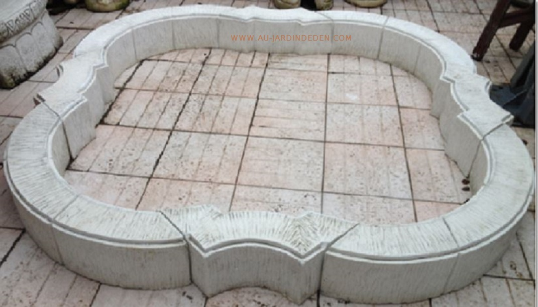 emejing bassin de jardin occasion contemporary design. Black Bedroom Furniture Sets. Home Design Ideas