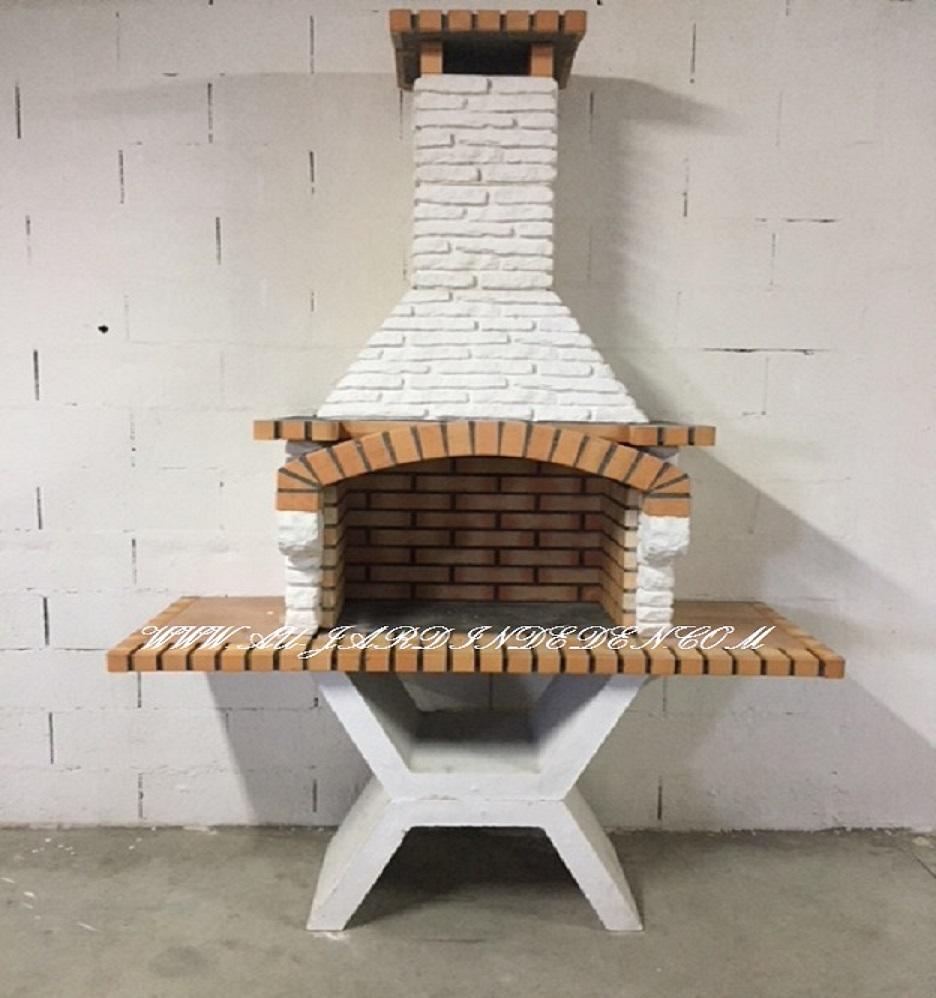Barbecue Exterieur De Jardin En Brique Casa Jolie A
